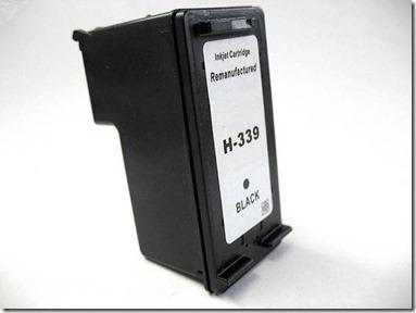 comment recharger une cartouche hp 339. Black Bedroom Furniture Sets. Home Design Ideas