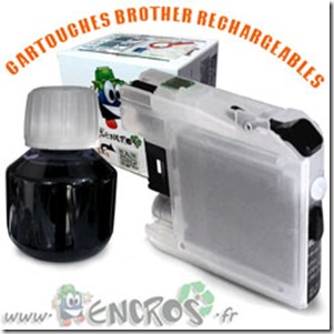 CARTOUCHE-RECHARGEABLE-BROTHER-LC125-NOIR