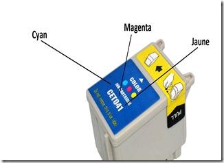 epson rechargement