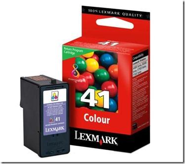 lexmark 41