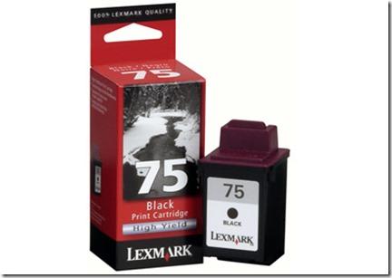 lexmark 75